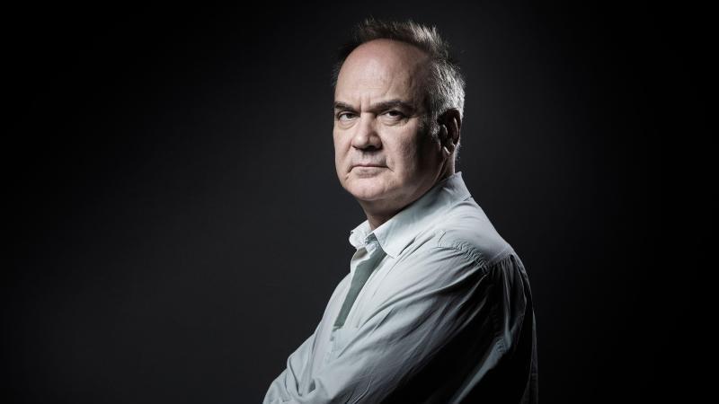 Der französische Autor Hervé Le Tellier hat den begehrten Prix Goncourt gewonnen. Foto: Joel Saget/AFP/dpa