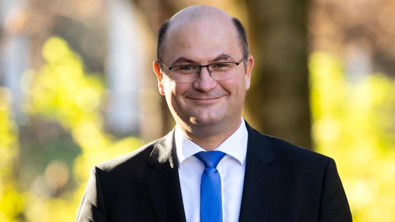 Albert Füracker (CSU), Finanzminister von Bayern. Foto: Sven Hoppe/dpa/Archiv