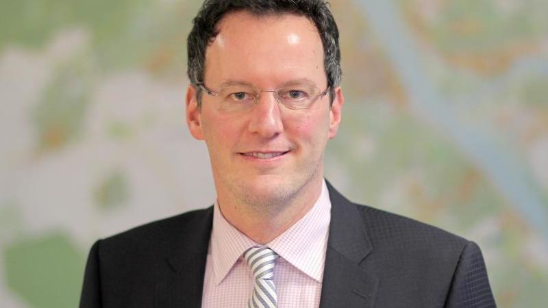 Michael Ebling (SPD), Oberbürgermeister von Mainz. Foto: Fredrik von Erichsen/dpa/Archivbild