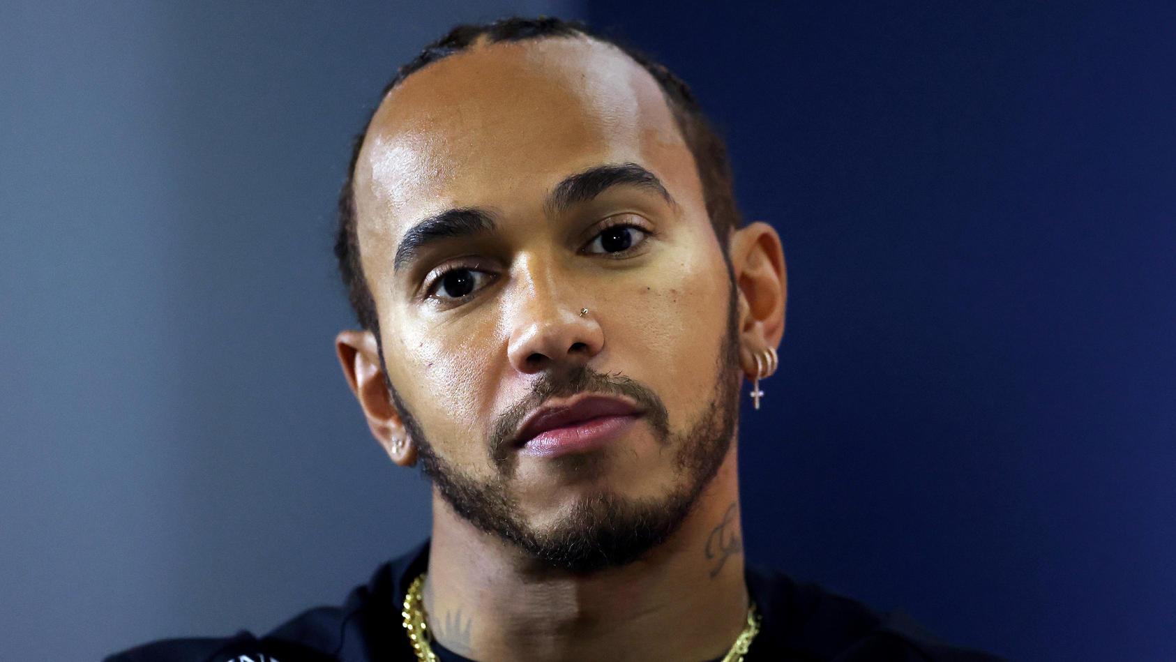 Formel-1-Weltmeister Hamilton wurde positiv auf Corona getestet