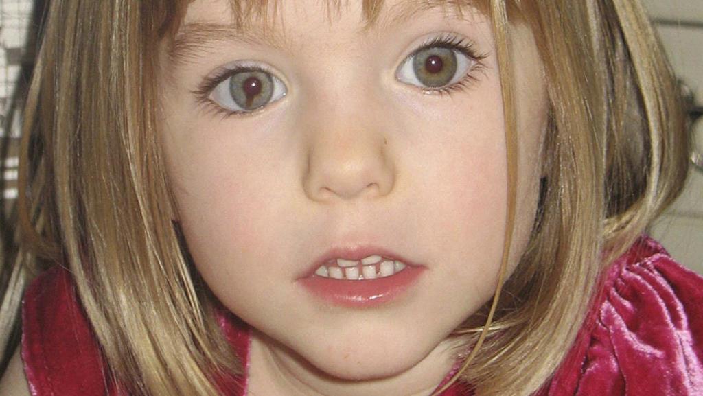"""ARCHIV - 03.06.2020, ---: Madeleine """"Maddie"""" McCann auf einem undatierten Kinderfoto vor ihrem Verschwinden 2007. Der Mordverdächtige im Fall Maddie bleibt noch für längere Zeit im Gefängnis. Der Bundesgerichtshof (BGH)verwarf seine Revision gegen e"""