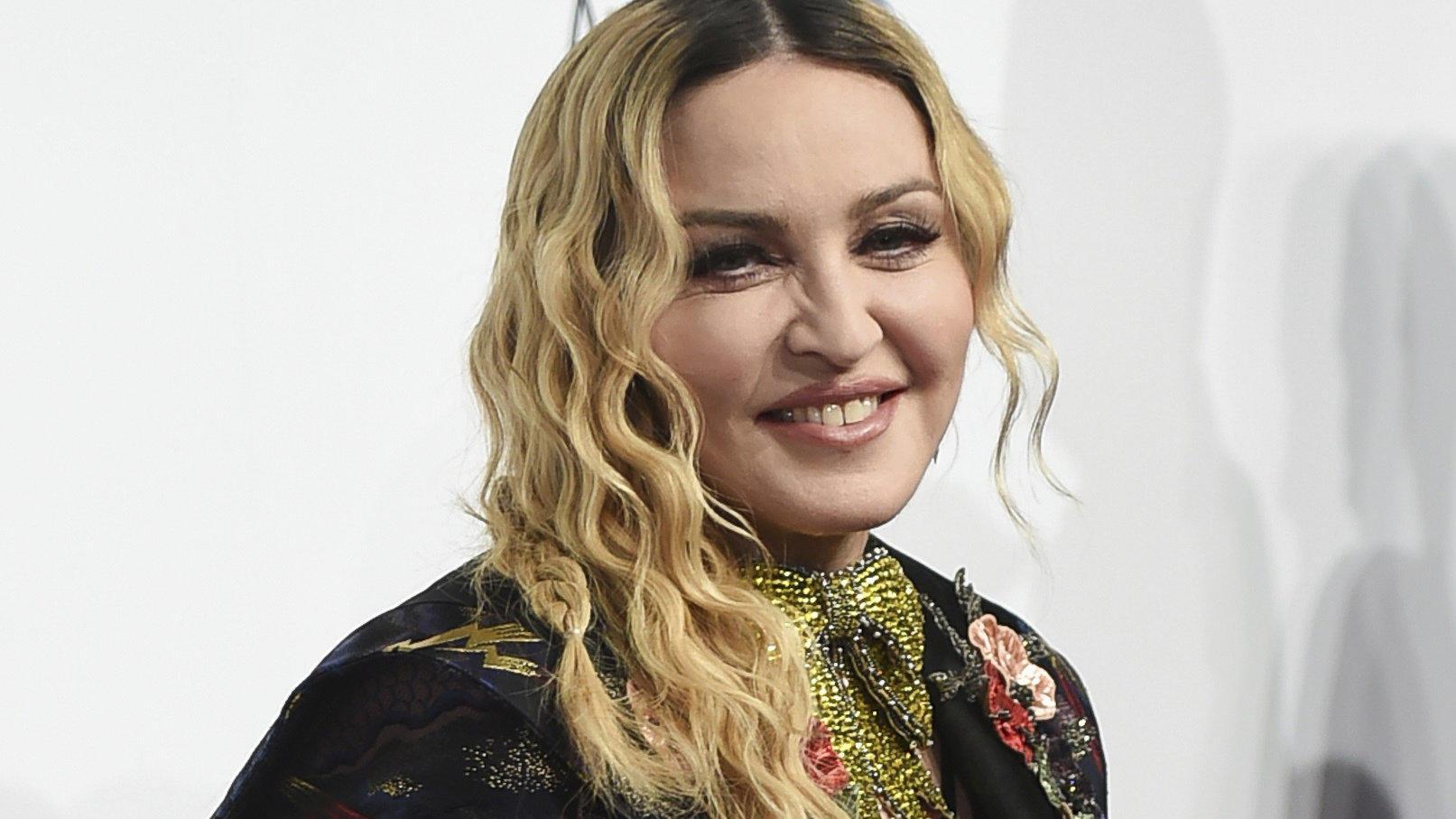 Madonna sieht die Welt mit anderen Augen. Ob es an den Drogen liegt?