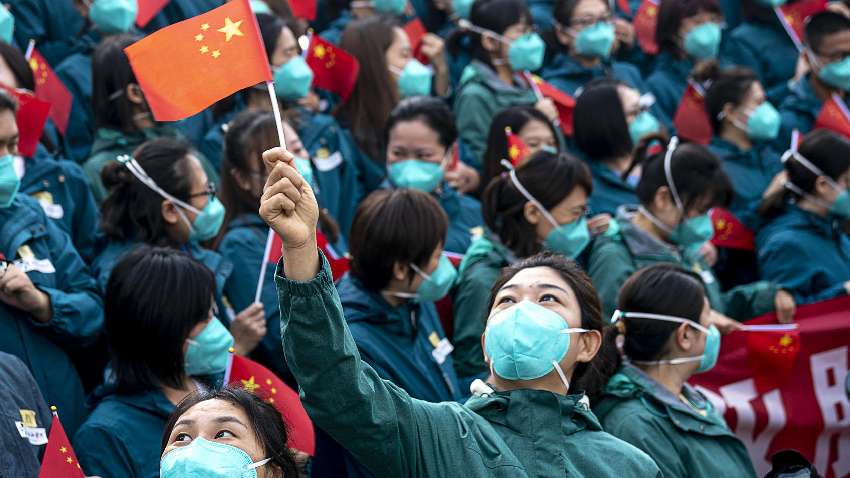 Wuhan ist für viele Menschen Synonym der Pandemie geworden.