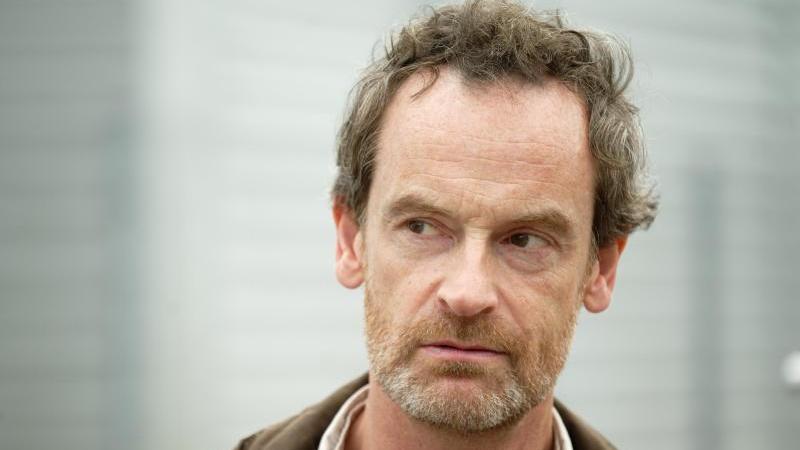 """""""Diese Figur ist so extrem"""", sagt Schauspieler Jörg Hartmann. Foto: Henning Kaiser/dpa"""