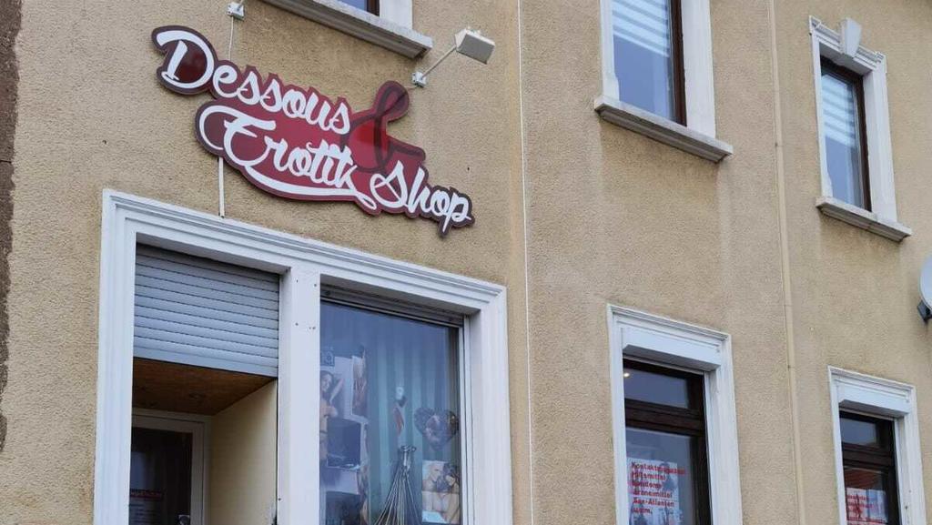 Der Erotikshop von Eike Wächter-Rudoplh in Oschatz