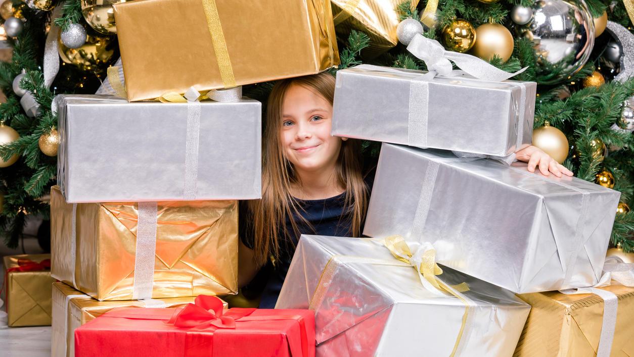 Die Britin Louise Webster will es dieses Jahr Weihnachten mal so richtig krachen lassen. Nicht für sich selbst - sondern für ihre Tochter Ivette Sophia. (Foto: Symbolbild)