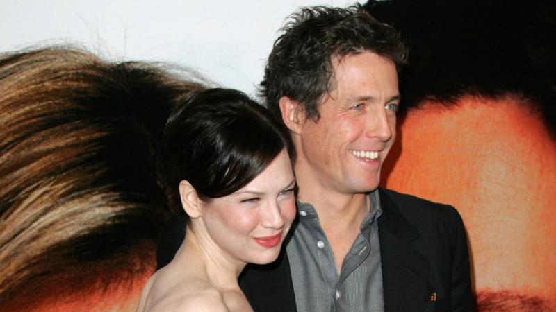Hugh Grant und  Renée Zellweger