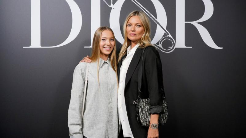 Lila Moss und Kate Moss