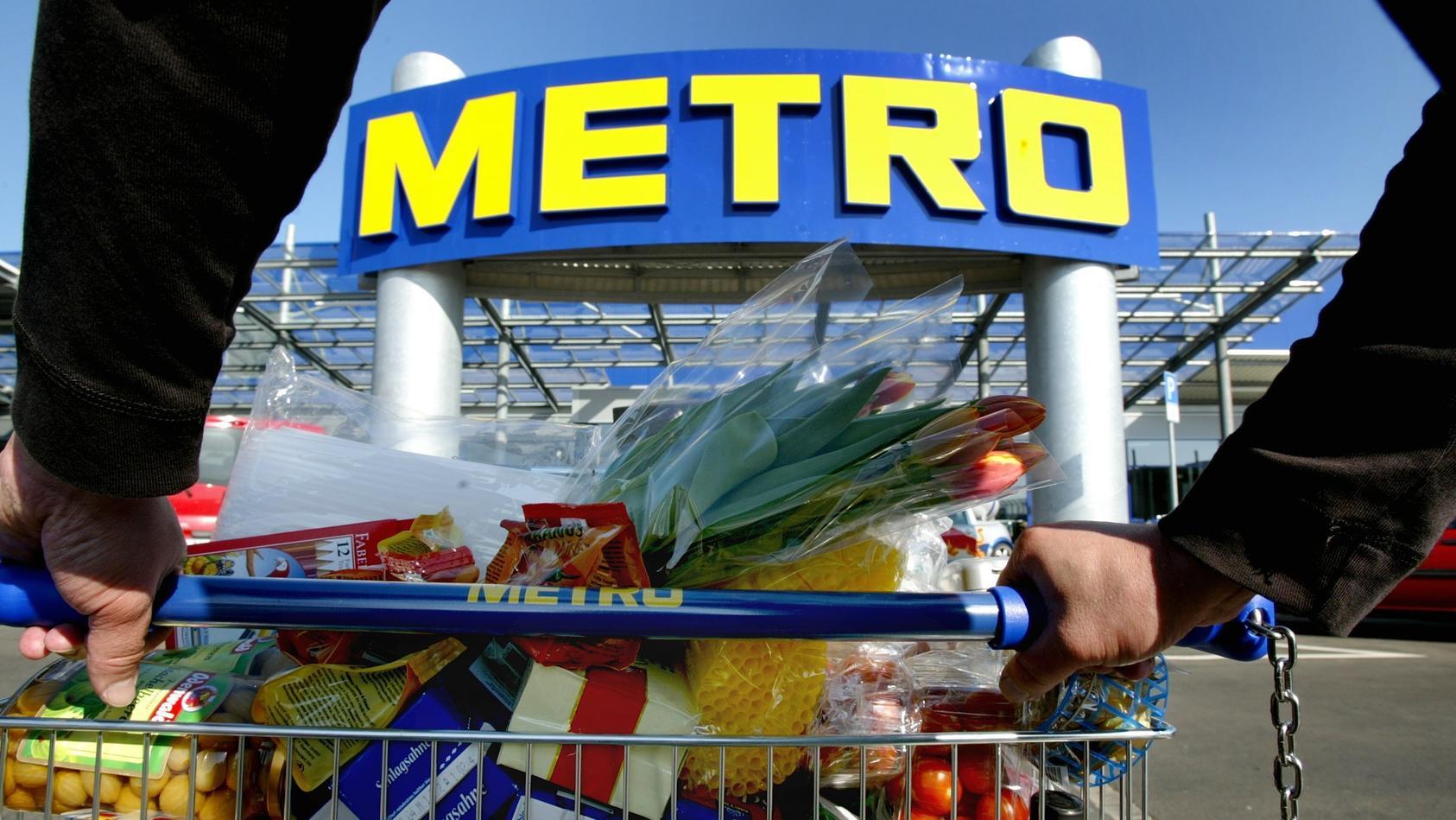 Metro öffnet in NRW für alle Verbraucher bis Ende Januar.