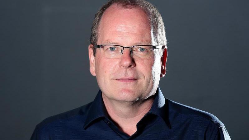 Geschäftsführer des SC Magdeburg, Marc-Henrik Schmedt. Foto: Ronny Hartmann/dpa-Zentralbild/dpa/Archivbild