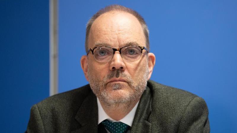 Michael Ranft, Staatssekretär für Soziales, Gesunheit und Integration. Foto: Soeren Stache/dpa-Zentralbild/dpa/Archivbild