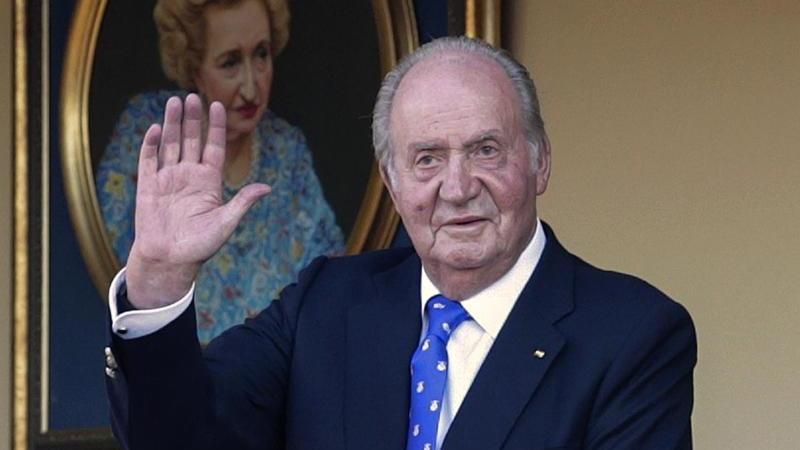 Juan Carlos, ehemaliger König von Spanien, ist abgetaucht. Foto: Andrea Comas/AP/dpa