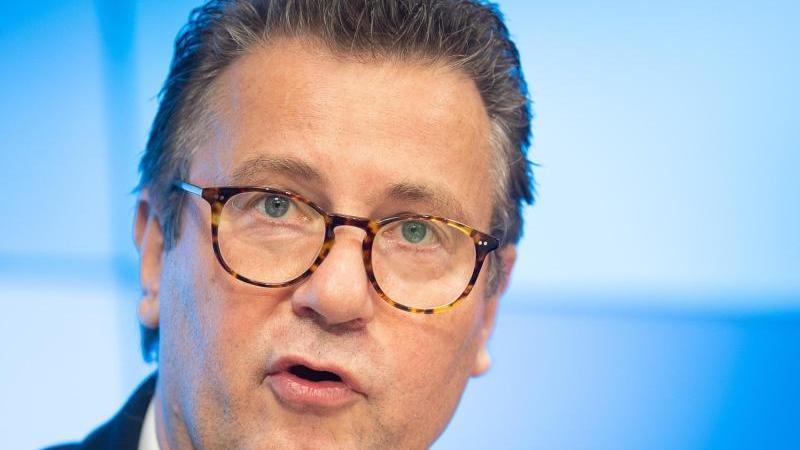 Baden-Württembergs Agrarminister Peter Hauk (CDU). Foto: Sebastian Gollnow/dpa