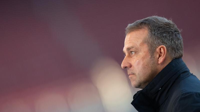 Münchens Trainer Hansi Flick. Foto: Tom Weller/dpa