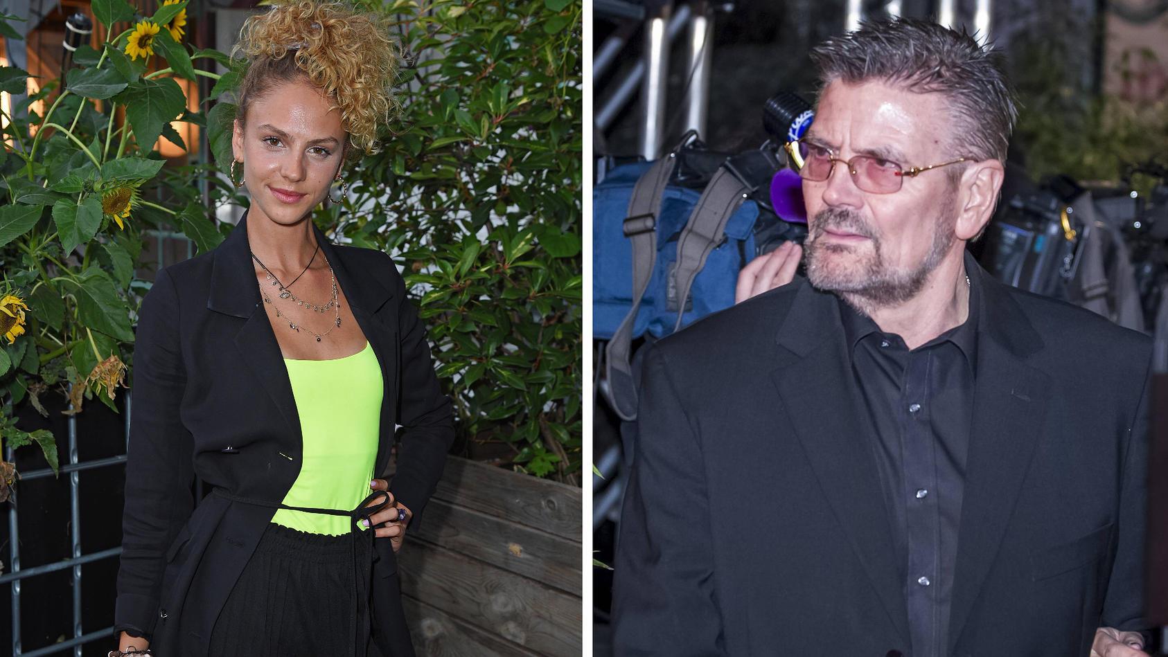 Simone Kowalski und Günther Klum standen jetzt gegeneinander vor Gericht.