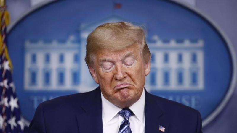 Donald Trump, Präsident der USA, hat den Abzug eines Großteils der US-Truppen aus Somalia befohlen. Foto: Patrick Semansky/AP/dpa/Archiv
