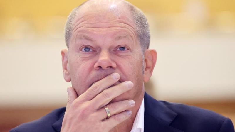 Der Vizekanzler Olaf Scholz (SPD). Foto: Bodo Schackow/dpa-Zentralbild/dpa/Archivbild
