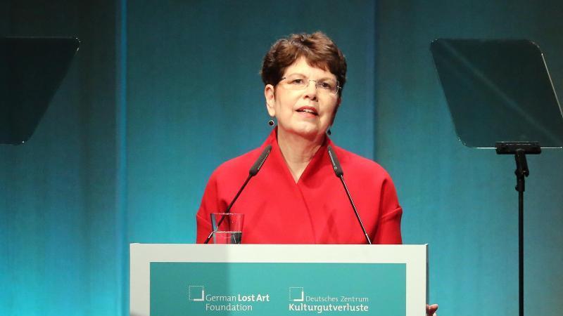 Robin Quinville, stellvertretende amerikanische Botschafterin in Deutschland. Foto: Wolfgang Kumm/dpa/Archivbild