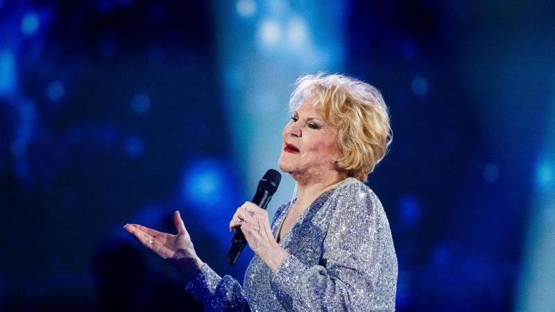 """Peggy March hat den """"SWR4-Musikpreis 2020"""" erhalten. Foto: Philipp von Ditfurth/dpa"""