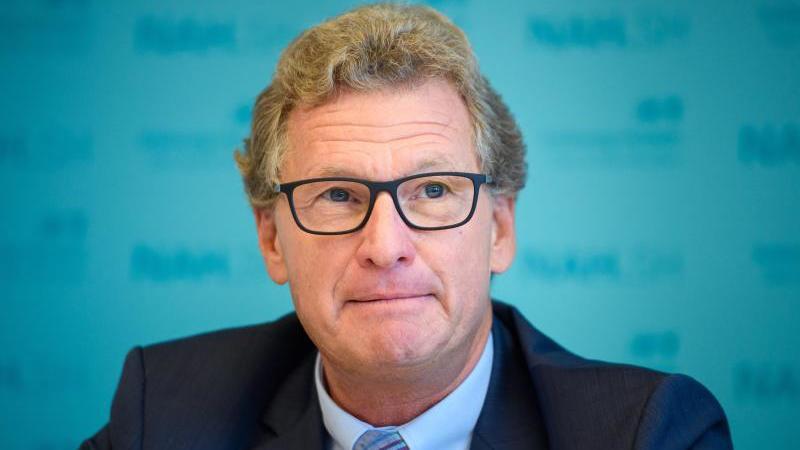 Bernd Klaus Buchholz (FDP), Verkehrsminister von Schleswig-Holstein. Foto: Gregor Fischer/dpa/Archivbild