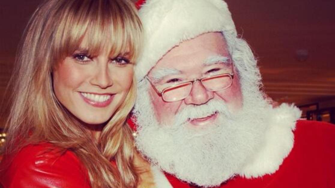 Heidi Klum ist ein großer Weihnachts-Fan