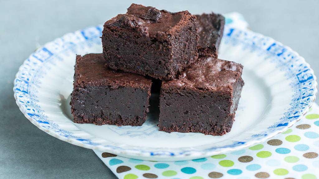 Miso-Brownies - ein Rezept von Claudia Zaltenbach