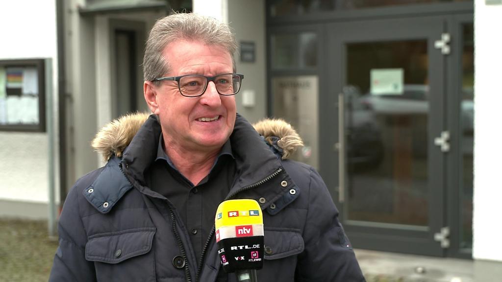 Georg Hatzesberger, Bürgermeister von Fickenhof