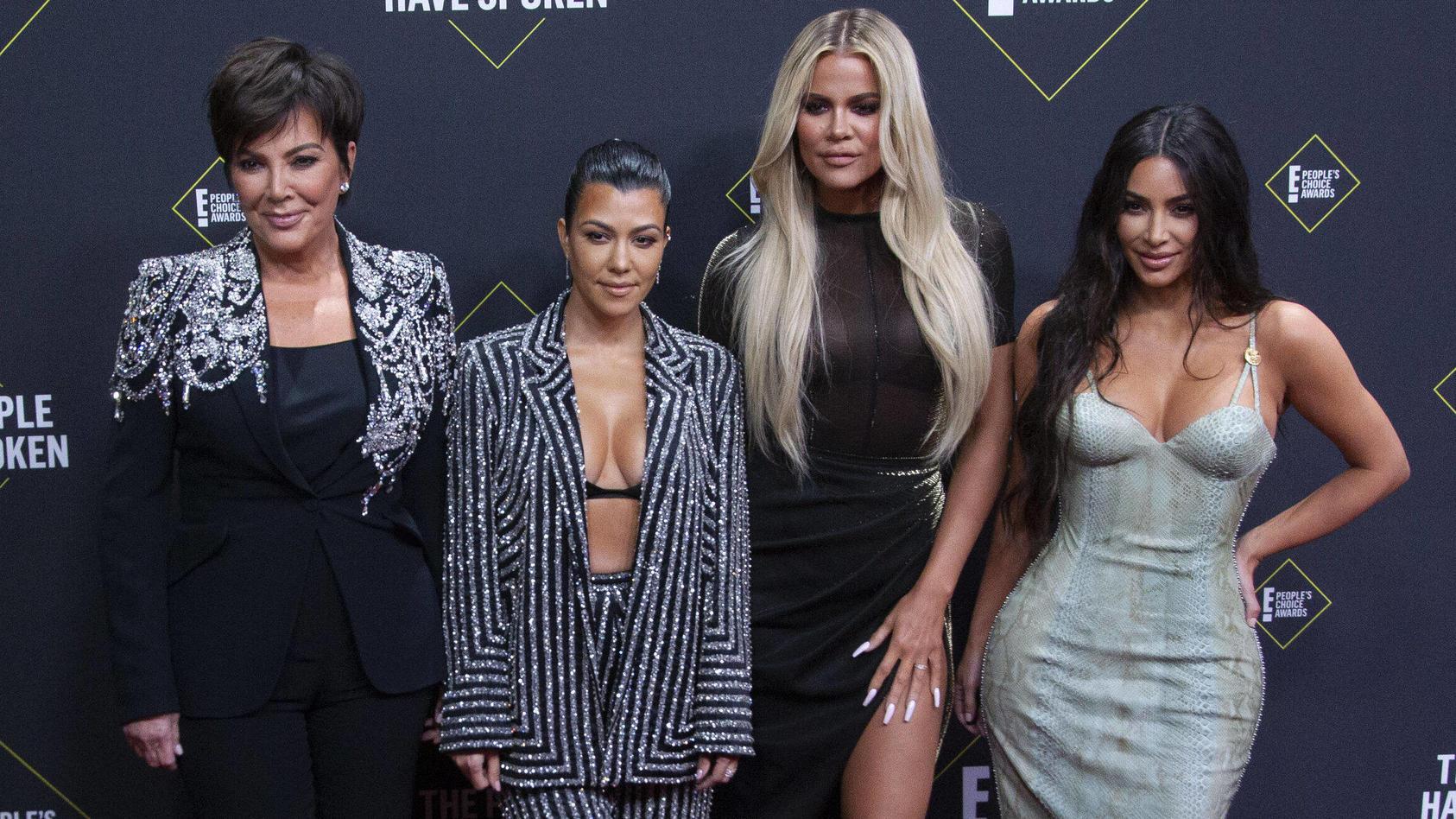 Der Kardashian-Jenner-Clan wird 2020 keine Weihnachtsparty schmeißen.