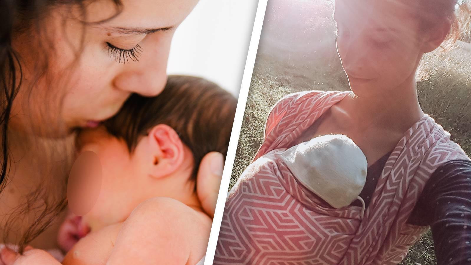Irem Gündüz ist Bereitschaftspflege-Mama für Babys.