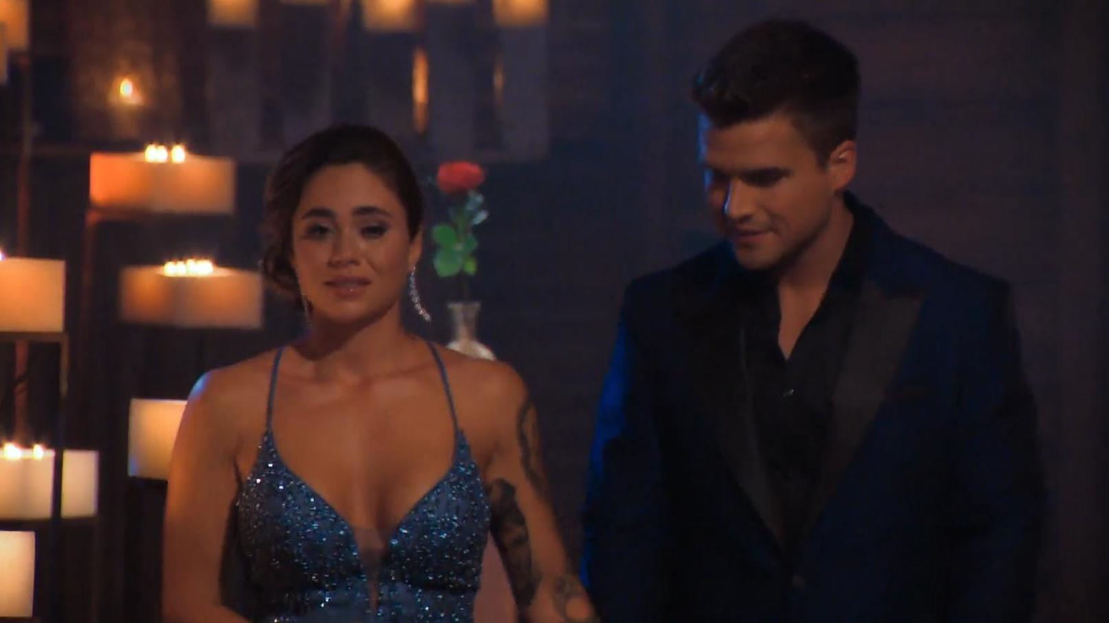 Melissa fiel der Abschied von Daniel schwer und jetzt meldet er sich zu seinem Aus.