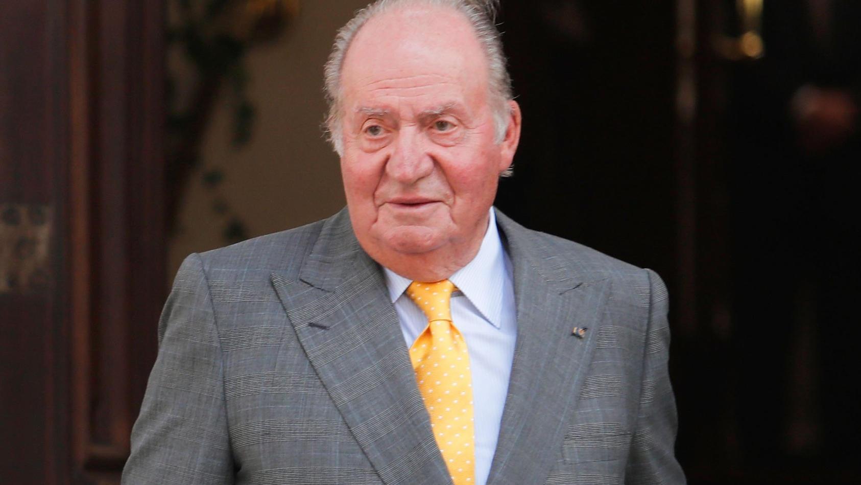 Spaniens Altkönig Juan Carlos will offenbar gerne in seine Heimat zurückkehren