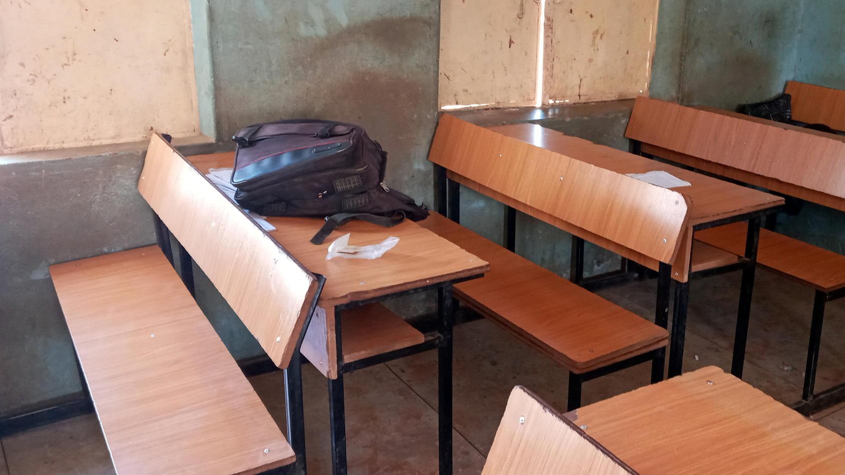 Hunderte Schulkinder in Nigeria entführt