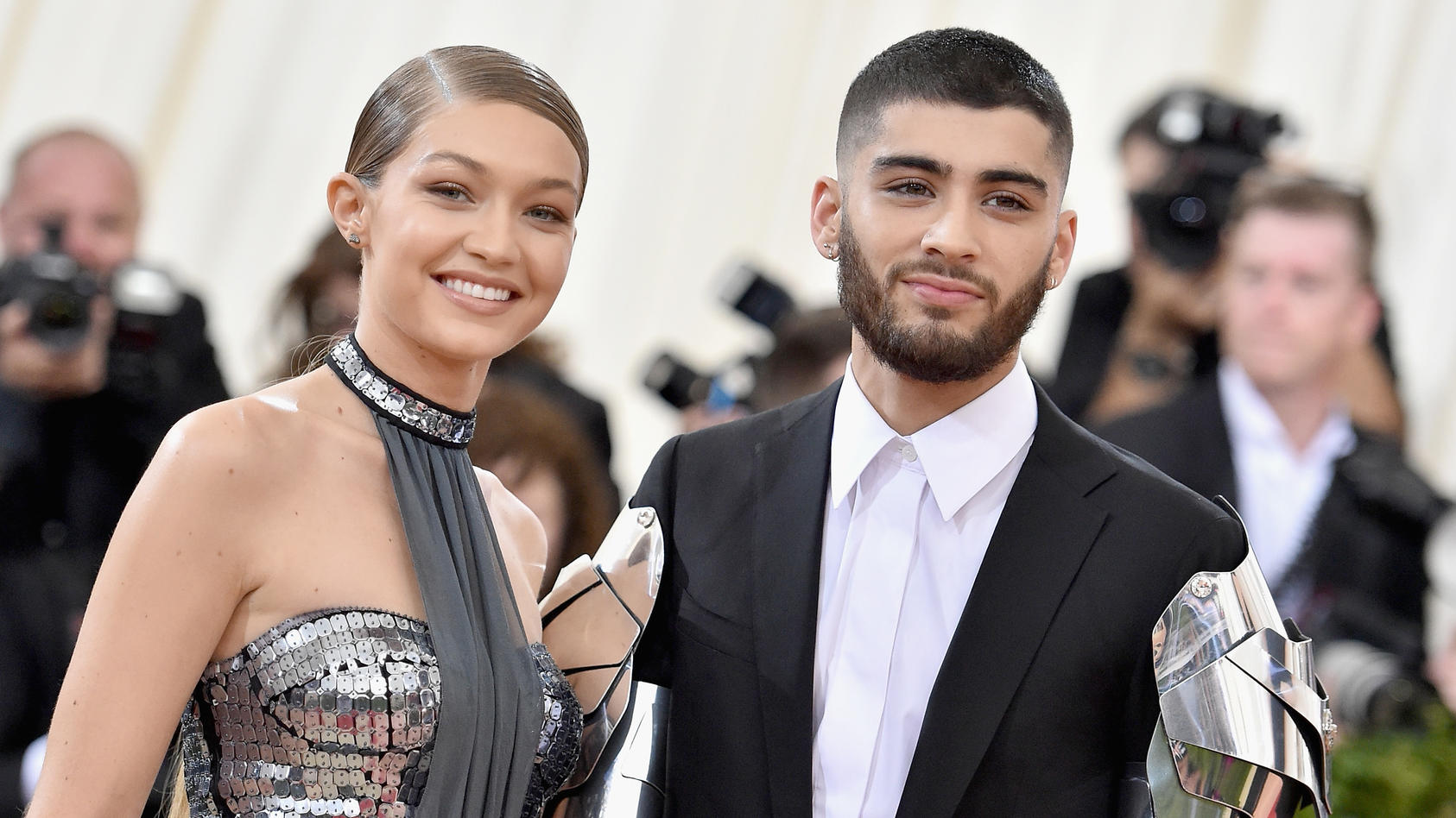 Gigi Hadid und Zayn Malik sind stolze Eltern einer kleinen Tochter