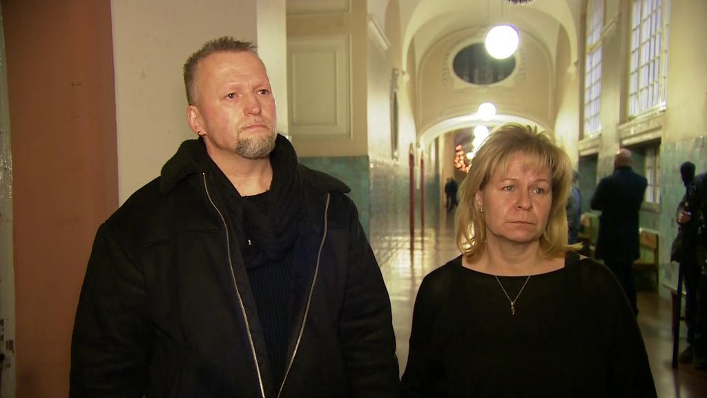 Eltern von tödlich verunglückter Fabien