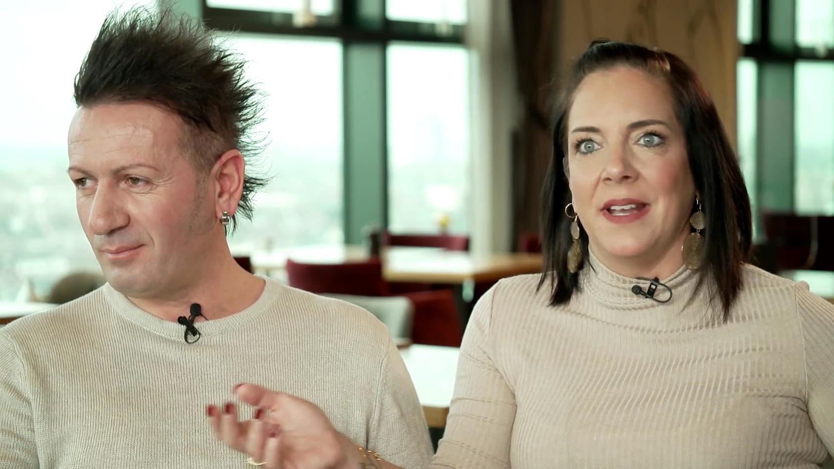 Ennesto Monté und Danni Büchner streiten sich mal wieder.