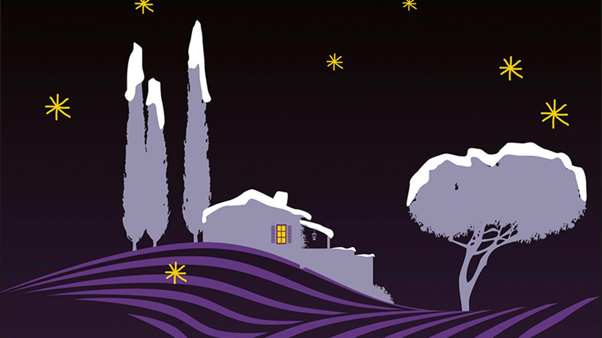"""Buch """"Stille Nacht in der Provence"""" von Cay Rademacher"""