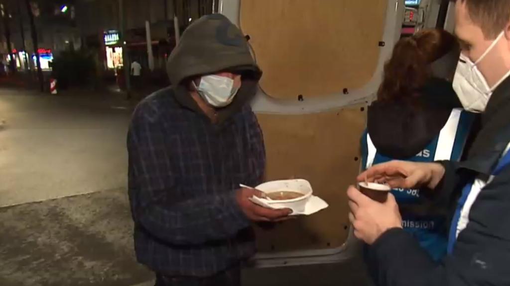 Alex, obdachlos seit 20 Jahren