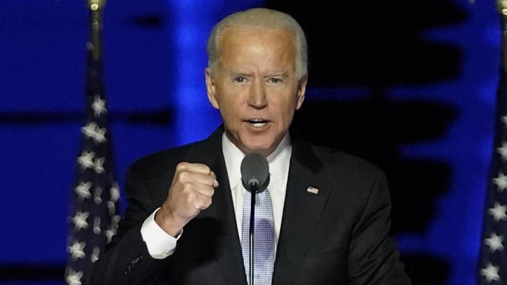 Trotz des Kapitol-Sturms wurde Joe Biden formell als 46. Präsident der USA bestätigt.