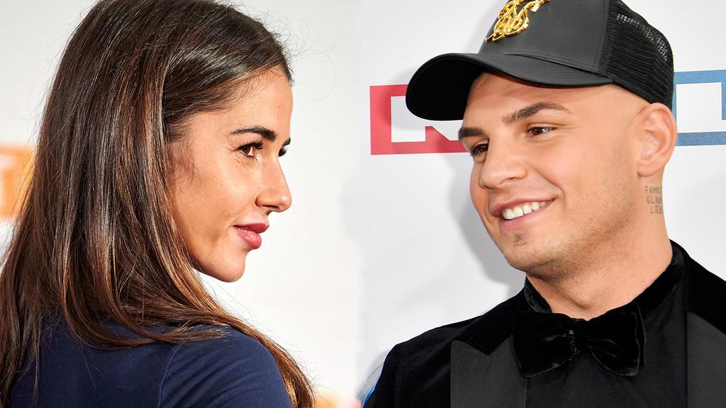 Sarah und Pietro Lombardi treffen beim Weihnachtssingen auf RTL aufeinander.