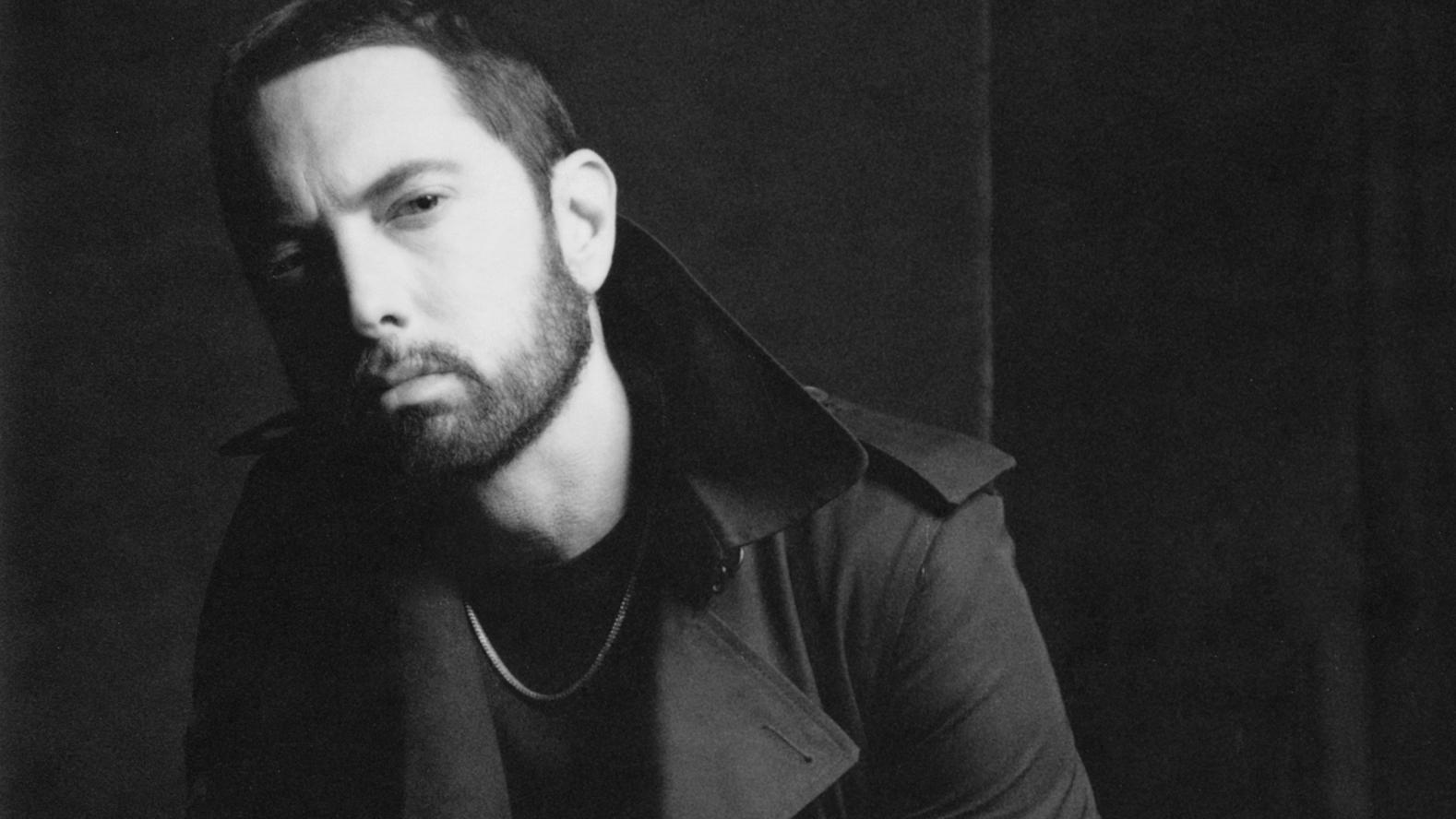 Eminem veröffentlicht Überraschungs-Album