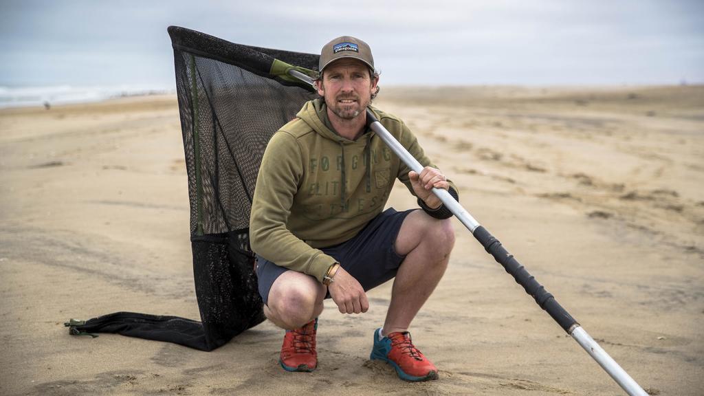 """Naude Dreyer von der """"Ocean Conservation Namibia"""""""