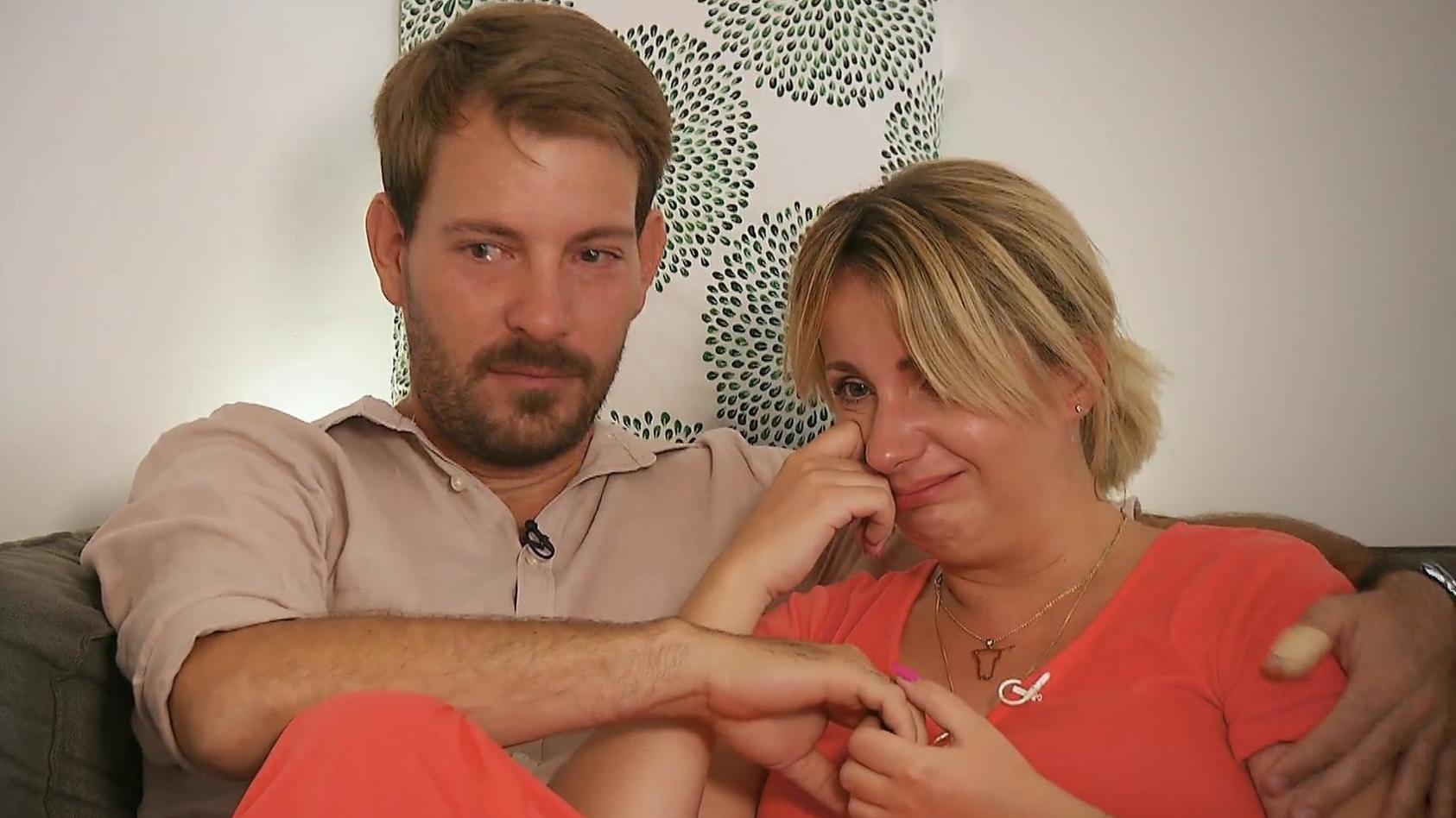 Bauer sucht Frau: Gerald und Anna Heiser mussten im Januar 2020 einen schweren Schicksalsschlag verkraften.