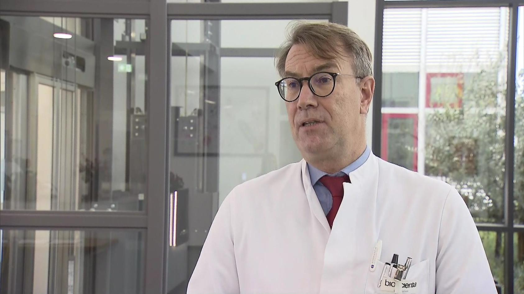 Was Dr. Georg-Christian Zinn zu der Lambda-Variante sagt, die möglicherweise gegen die Impfstoffe resistent sein könnte.