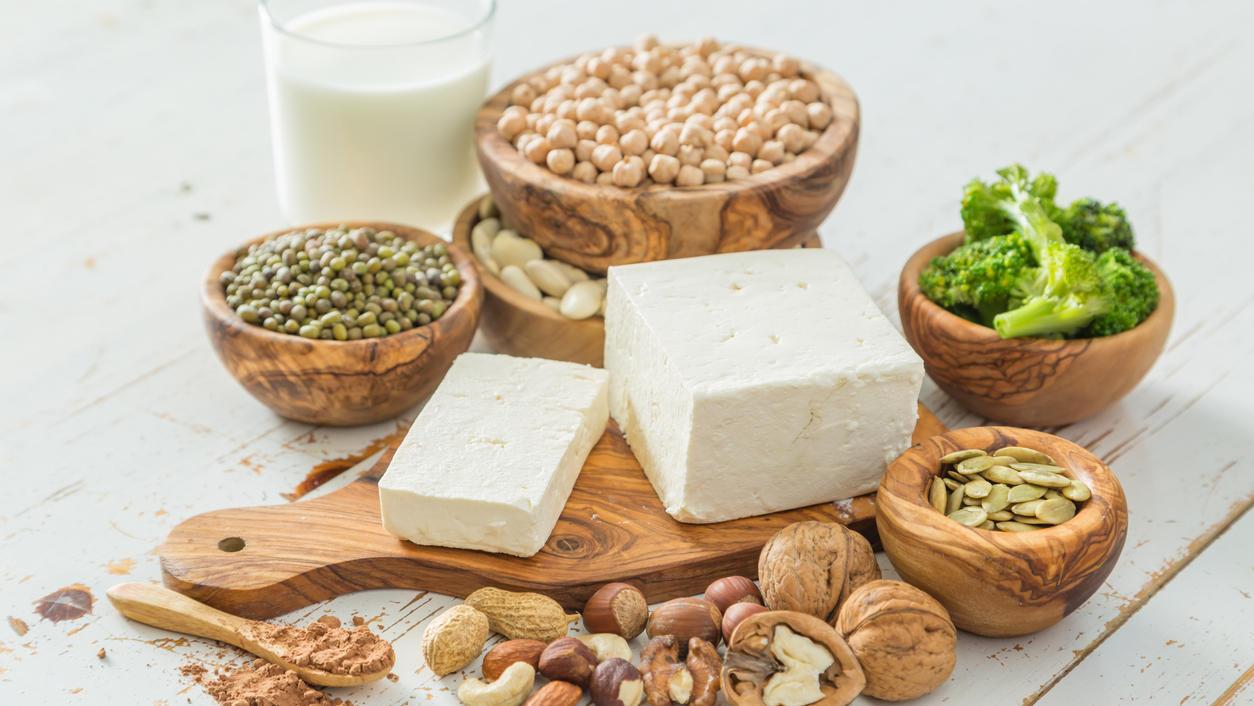 Tofu ist eine tolle Proteinquelle bei einer veganen oder vegetarischen Ernährung