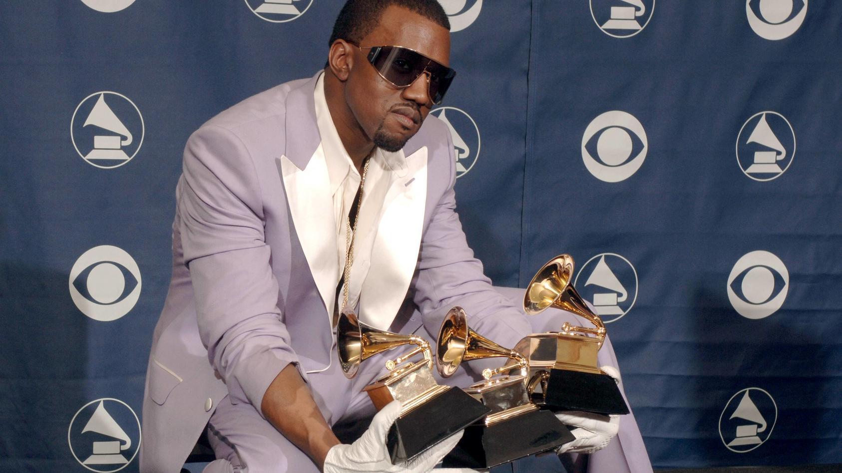 Kanye West hat an Weihnachten neue Musik veröffentlicht.