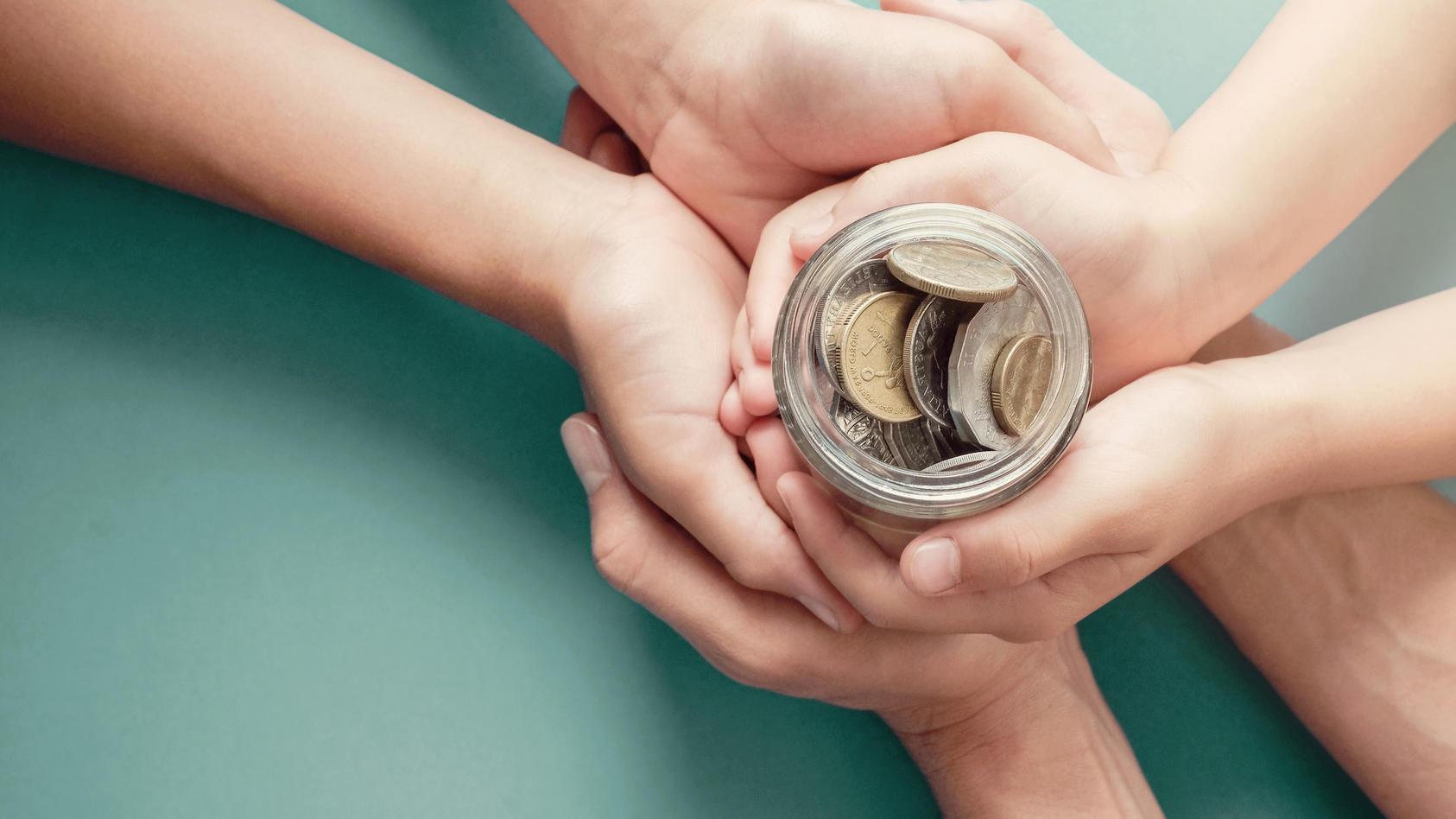 Finanziell wird 2021 für viele von uns ein gutes Jahr.