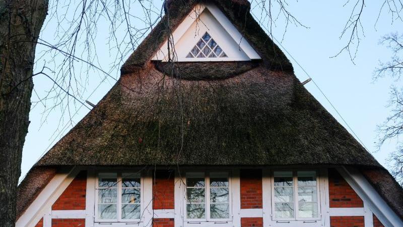 Das Findorff-Haus in Islersheim. Foto: Patrik Stollarz/dpa/Archivbild