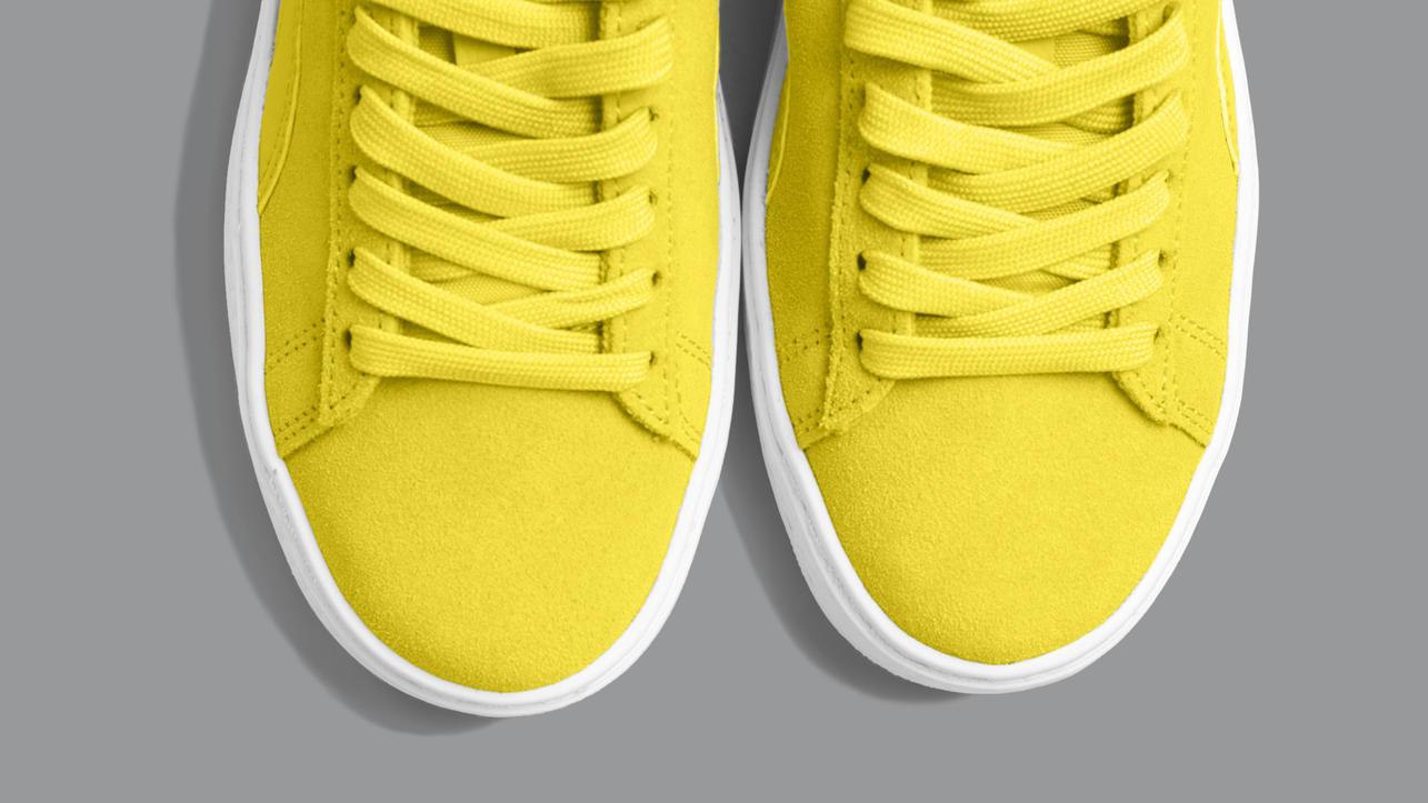 Gelb und Grau: Diese Kombi werden wir 2021 öfter sehen