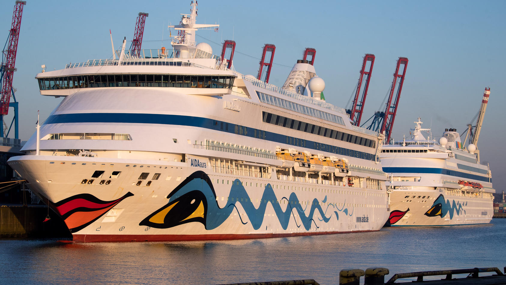 Aida Cruises vor Saisonstart