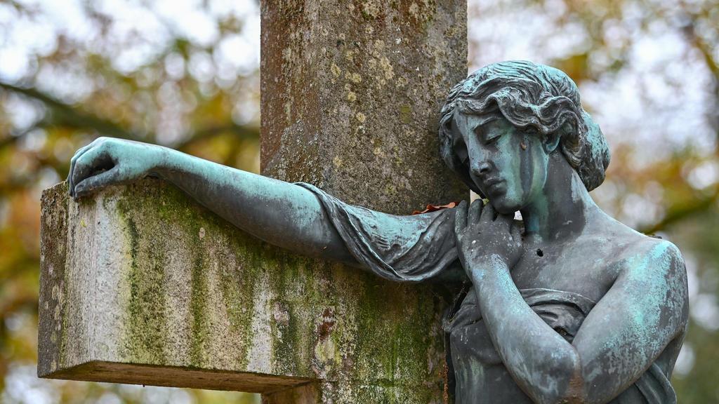 """Stefan Weiller: """"Trauer ist in unserer leistungsorientierten Gesellschaft das eigentliche Tabu."""""""